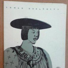 Coleccionismo de Revista Temas Españoles: CARLOS V. TEMAS ESPAÑOLES Nº 341. Lote 52883269