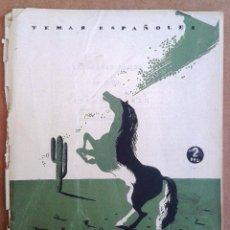 Coleccionismo de Revista Temas Españoles: HERNAN CORTES. TEMAS ESPAÑOLES Nº 57. Lote 52883948