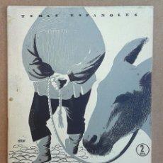 Coleccionismo de Revista Temas Españoles: MERCADOS Y FERIAS. TEMAS ESPAÑOLES Nº 214. Lote 52884710