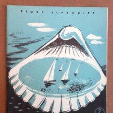 Coleccionismo de Revista Temas Españoles: SAN SEBASTIAN. REVISTA TEMAS ESPAÑOLES Nº 349. AÑOS 50. Lote 52955922