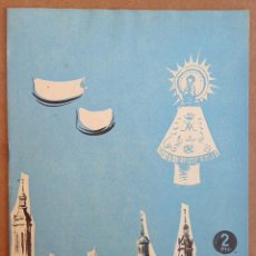 Coleccionismo de Revista Temas Españoles: ZARAGOZA. REVISTA TEMAS ESPAÑOLES Nº 381. AÑOS 50. Lote 53062930