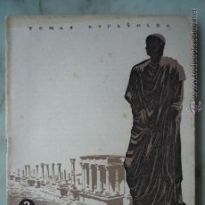 Coleccionismo de Revista Temas Españoles: REVISTA 1954 TEMAS ESPAÑOLES Nº 87 EXTREMADURA. POR BERTA PENSADO.. Lote 37150996