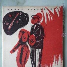 Coleccionismo de Revista Temas Españoles: 1956 TEMAS ESPAÑOLES Nº 239 FALLAS // NINOT CARTEL FUEGO TRACA MASCLETÁ PREMIOS MÚSICA ANÉCDOTA.... Lote 37476071