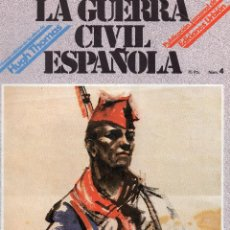Collectionnisme de Magazine Temas Españoles: LA GUERRA CIVIL ESPAÑOLA Nº 4 HUGH THOMAS.. Lote 53589551