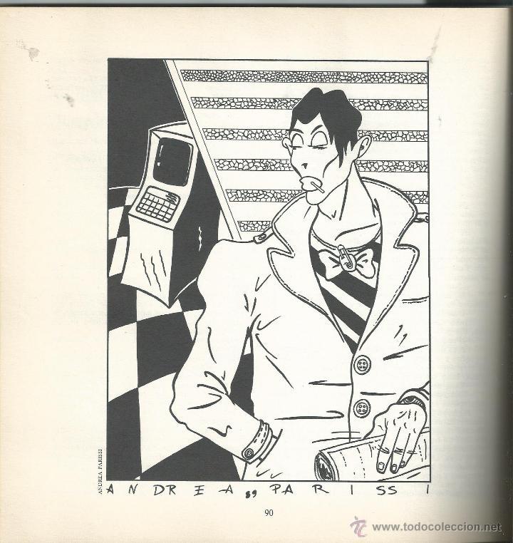 Coleccionismo de Revista Temas Españoles: Ábaco. Revista de Cultura y Ciencias Sociales. Nº 6 EXTRA OVIEDO 1989. CIUDAD 33 RELATOS VER INDICE - Foto 5 - 54000755