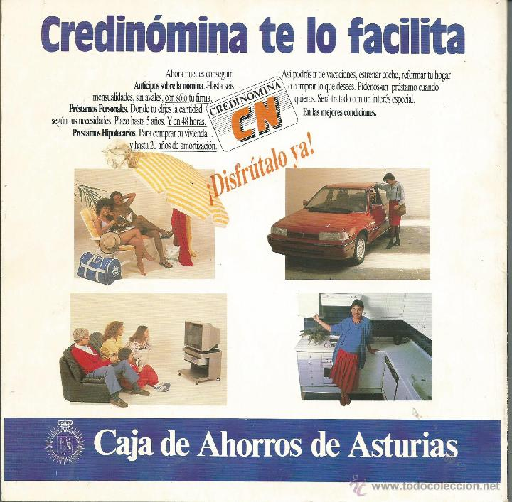 Coleccionismo de Revista Temas Españoles: Ábaco. Revista de Cultura y Ciencias Sociales. Nº 6 EXTRA OVIEDO 1989. CIUDAD 33 RELATOS VER INDICE - Foto 6 - 54000755