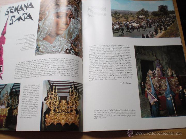 Coleccionismo de Revista Temas Españoles: ANDALUCIA FERIA S. SANTA REVISTA SEVILLA Y PROVINCIA LA MAESTRANZA ESPAÑA HERMOSA Nº 16 ENVÍO GRATIS - Foto 2 - 54079586
