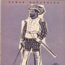 Coleccionismo de Revista Temas Españoles: ROMANTICISMO ESPAÑOL - LUIS AGUIRRE PRADO - TEMAS ESPAÑOLES 1956. Lote 56083421