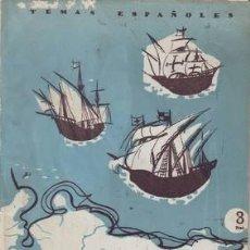 Coleccionismo de Revista Temas Españoles: EGUIA, CARLOS: VIAJES MENORES. TEMAS ESPAÑOLES Nº 310. Lote 57774421