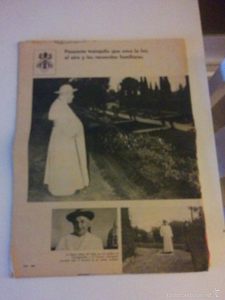 Coleccionismo de Revista Temas Españoles: LA ACTUALIDAD ESPAÑOLA 1963 - Foto 2 - 61363331