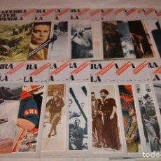 Coleccionismo de Revista Temas Españoles: COLECCIÓN LA GUERRA CIVIL ESPAÑOLA. Lote 64211031
