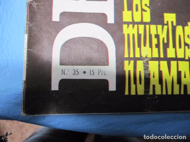 Coleccionismo de Revista Temas Españoles: FOTONOVELA NOVELA DE SELENE NUMERO 35 - Foto 3 - 65702914