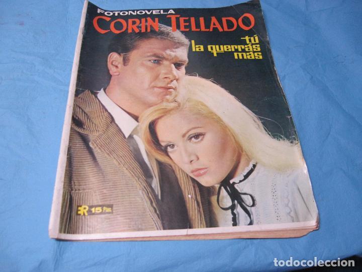 FOTONOVELA NOVELA CORIN TELLADO NUMERO 54 (Papel - Revistas y Periódicos Modernos (a partir de 1.940) - Revista Temas Españoles)