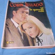 Coleccionismo de Revista Temas Españoles: FOTONOVELA NOVELA CORIN TELLADO NUMERO 54. Lote 65703114