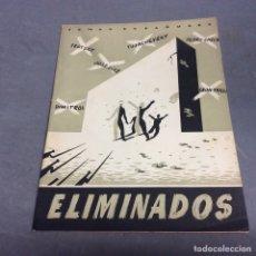 Coleccionismo de Revista Temas Españoles: TEMAS ESPAÑOLES Nº 17. ELIMINADOS. - DEPURACIONES EN RUSIA DE STALIN. Lote 66754598