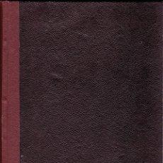 Coleccionismo de Revista Temas Españoles: TEMAS ESPAÑOLES - PERSONAJES ESPAÑOLES - ENCUADERNACION 10 TITULOS - VER DESCRIPCION. Lote 67316485