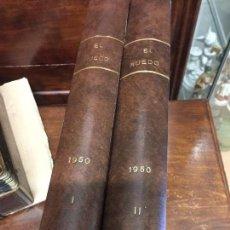 Coleccionismo de Revista Temas Españoles: REVISTA EL RUEDO 2 TOMOS AÑO 50 COMPLETO. Lote 68545789