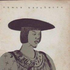 Coleccionismo de Revista Temas Españoles: FERNANDEZ ALVAREZ, MANUEL: CARLOS V. TEMAS ESPAÑOLES Nº 341. Lote 68595605