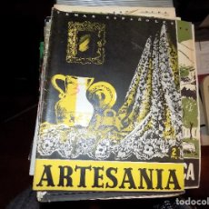 Coleccionismo de Revista Temas Españoles: ARTESANÍA. NUM 3. MADRID. Lote 70355453