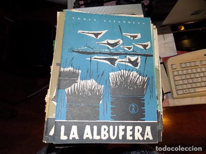 LA ALBUFERA. NUM 364. EMILIO FORNET DE ASENSI. MADRID, 1958 (Papel - Revistas y Periódicos Modernos (a partir de 1.940) - Revista Temas Españoles)