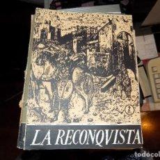 Coleccionismo de Revista Temas Españoles: LA RECONQUISTA. NUM 255. JUAN DE ARÉVALO. MADRID, 1956. Lote 70356785