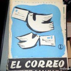 Coleccionismo de Revista Temas Españoles: EL CORREO. NUM 302. EMILIO FORNET DE ASENSI. MADRID, 1957. Lote 70360213