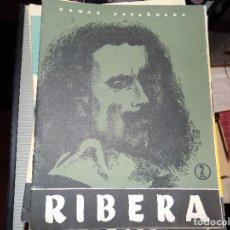 Coleccionismo de Revista Temas Españoles: RIBERA. NUM 269. FRANCISCO POMPEY. MADRID, 1956. Lote 70360493