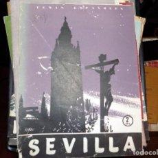 Coleccionismo de Revista Temas Españoles: SEVILLA. NUM 258. FRANCISCO NARLONA. MADRID, 1956. Lote 70428241