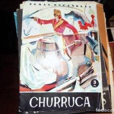 Coleccionismo de Revista Temas Españoles: CHURRUCA. NUM 407. LUIS AGUIRRE PRADO. MADRID, 1961. Lote 70431041