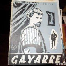 Coleccionismo de Revista Temas Españoles: GAYARRE. NUM 256. FRANCISCO PERAMOS. MADRID, 1956. Lote 70438361