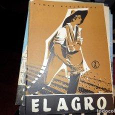 Coleccionismo de Revista Temas Españoles: EL AGRO. NUM 331. LUIS AGUIRRE PRADO. MADRID, 1957. Lote 70441013