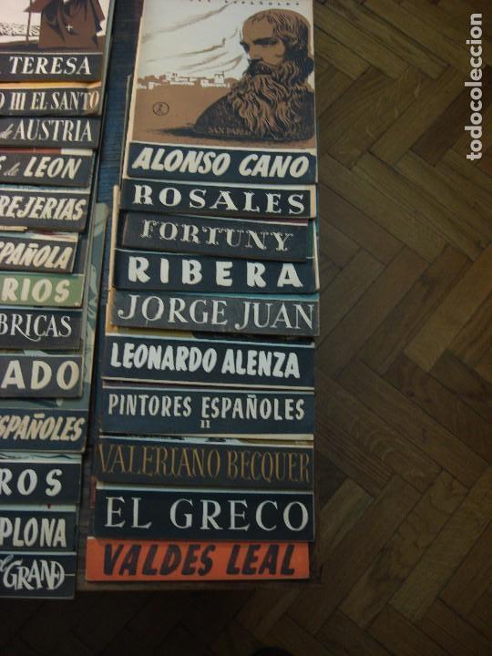 Coleccionismo de Revista Temas Españoles: MAGNÍFICO LOTE DE 57 REVISTAS DE LOS AÑOS 50 SOBRE TEMAS ESPAÑOLES. VER FOTOGRAFÍAS - Foto 5 - 71855931