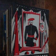 Coleccionismo de Revista Temas Españoles: MAGNÍFICO LOTE DE 57 REVISTAS DE LOS AÑOS 50 SOBRE TEMAS ESPAÑOLES. VER FOTOGRAFÍAS. Lote 71855931