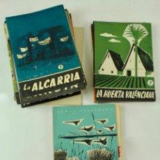 Coleccionismo de Revista Temas Españoles: L- 4406. LOTE DE 75 REVISTAS TEMAS ESPAÑOLES, AÑOS 50/60.. Lote 72450739
