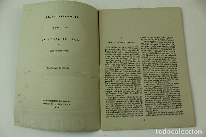 Coleccionismo de Revista Temas Españoles: L- 4406. LOTE DE 75 REVISTAS TEMAS ESPAÑOLES, AÑOS 50/60. - Foto 3 - 72450739