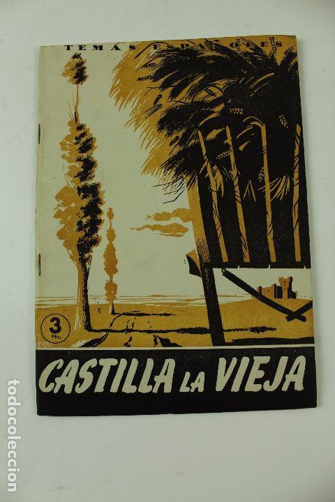 Coleccionismo de Revista Temas Españoles: L- 4406. LOTE DE 75 REVISTAS TEMAS ESPAÑOLES, AÑOS 50/60. - Foto 7 - 72450739