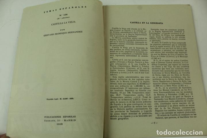 Coleccionismo de Revista Temas Españoles: L- 4406. LOTE DE 75 REVISTAS TEMAS ESPAÑOLES, AÑOS 50/60. - Foto 8 - 72450739