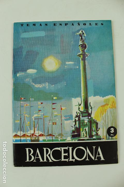 Coleccionismo de Revista Temas Españoles: L- 4406. LOTE DE 75 REVISTAS TEMAS ESPAÑOLES, AÑOS 50/60. - Foto 12 - 72450739
