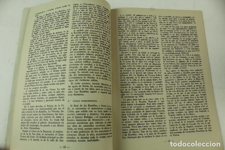 Coleccionismo de Revista Temas Españoles: L- 4406. LOTE DE 75 REVISTAS TEMAS ESPAÑOLES, AÑOS 50/60. - Foto 14 - 72450739
