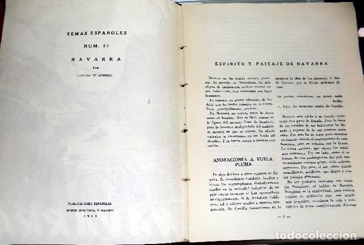 Coleccionismo de Revista Temas Españoles: REVISTAS ENCUADERNAS DE TEMAS ESPAÑOLES. 1953. - Foto 2 - 77406669