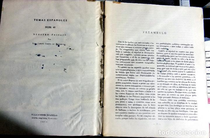 Coleccionismo de Revista Temas Españoles: REVISTAS ENCUADERNAS DE TEMAS ESPAÑOLES. 1953. - Foto 2 - 77406889