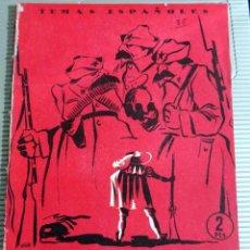 Coleccionismo de Revista Temas Españoles: TEMAS ESPAÑOLES. HEROES ESPAÑOLES EN RUSIA. NUMERO 85. MADRID. 1954. Lote 77408805