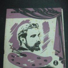 Coleccionismo de Revista Temas Españoles: TEMAS ESPAÑOLES NUM. 56. ROSALES. FRANCISCO POMPEY. . MADRID 1953.. Lote 81412024