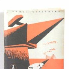 Coleccionismo de Revista Temas Españoles: REVISTA TEMAS ESPAÑOLES. MEDICINA DEL TRABAJO. N. 61 AÑO 1953.. Lote 82354544
