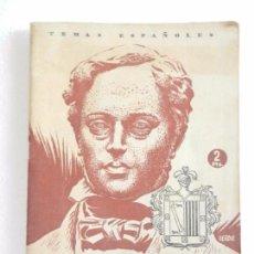 Coleccionismo de Revista Temas Españoles: REVISTA TEMAS ESPAÑOLES. DONOSO CORTES. N. 26 AÑO 1953.. Lote 82354904