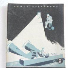 Coleccionismo de Revista Temas Españoles: REVISTA TEMAS ESPAÑOLES. REGENERACIÓN DEL PRESO. N. 27 AÑO 1953.. Lote 82355228