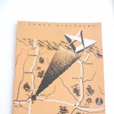 Coleccionismo de Revista Temas Españoles: REVISTA TEMAS ESPAÑOLES. JACA. NUM. 64 AÑO 1953.. Lote 82461416