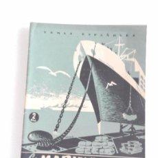 Coleccionismo de Revista Temas Españoles: REVISTA TEMAS ESPAÑOLES. LA MARINA MERCANTE. NUM. 53 AÑO 1953.. Lote 82461604