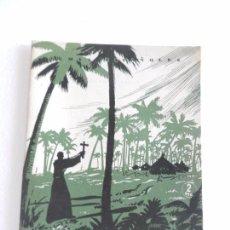 Coleccionismo de Revista Temas Españoles: REVISTA TEMAS ESPAÑOLES. FRAY JUNIPERO SERRA. NUM. 42 AÑO 1953. Lote 82462044