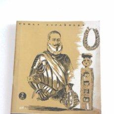 Coleccionismo de Revista Temas Españoles: REVISTA TEMAS ESPAÑOLES. PEDRO DE VALDIVIA. NUM. 43 AÑO 1953.. Lote 82462180